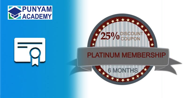 Platinum Membership Package