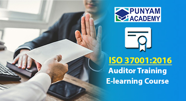 ISO 37001 Auditor Training - Online Course