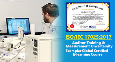 4Days Training on ISO/IEC 17025 Auditor