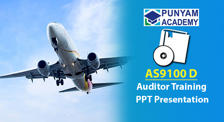 AS9100D PPT Presentation Kit