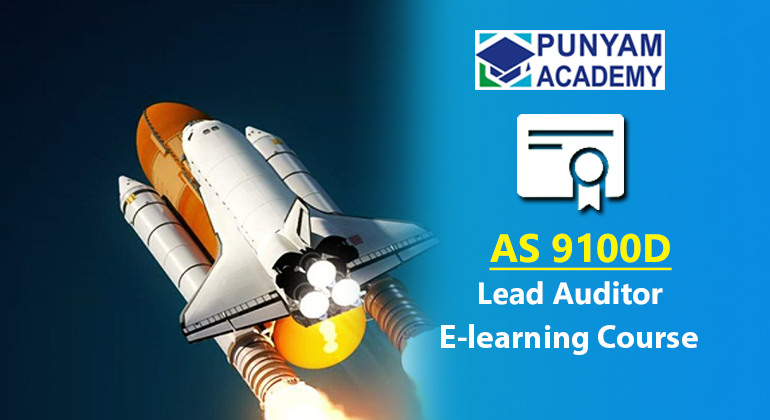 AS 9100D Lead Auditor Training