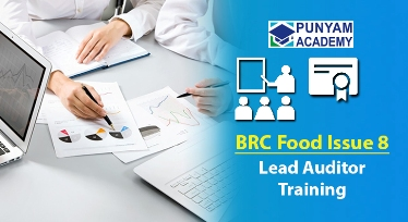 BRC Food Safety Issue 8 Conversion Lead Auditor Training