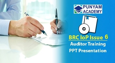 BRC Packaging Issue 6 Awareness and Auditor Training Kit