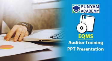 ISO 9001:2015 PPT Presentation Material on Auditor Training