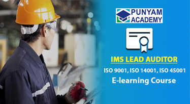 IMS Certified Lead Auditor - Online Course