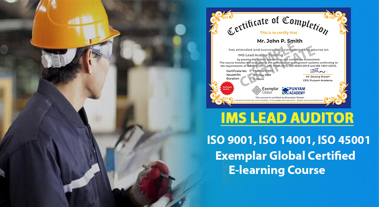 IMS Lead Auditor Training