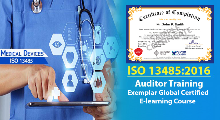 ISO 13485 Certified Internal Auditor Training