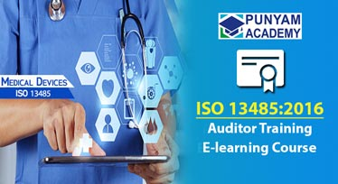 ISO 13485 Auditor Training - Online Course