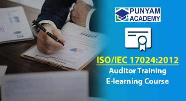 ISO/IEC 17024 Certified Auditor Training