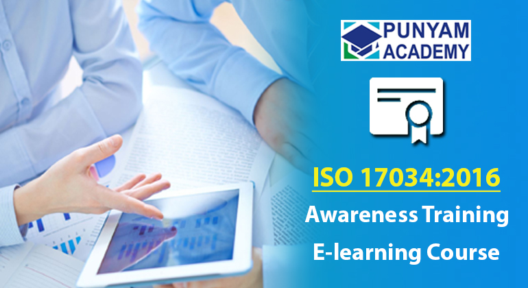 ISO 17034 Awareness Training - Online Course