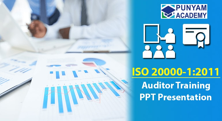 ISO 20000-1:2011 Awareness and Auditor Training Kit