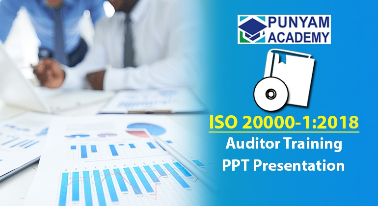 ISO 20000-1:2018 Awareness and Auditor Training Kit