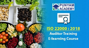 ISO 22000 Auditor Training - Online Course