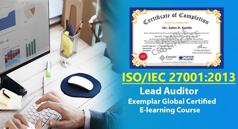 ISO/IEC 27001:2013 Lead Auditor Training