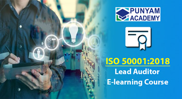 ISO 50001:2018 Lead Auditor Training