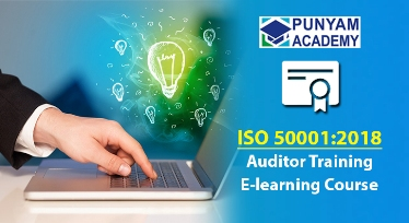 ISO 50001:2018 Certified Auditor Training