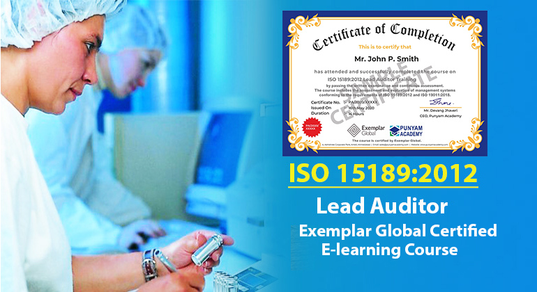 ISO 15189:2012 Lead Auditor Training