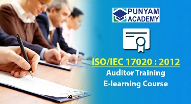 ISO/IEC 17020:2012 Certified Internal Auditor Training