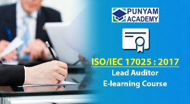 ISO/IEC17025:2017 Certified Lead Auditor Training
