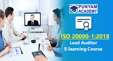 ISO 20000 Lead Auditor Training Online Course
