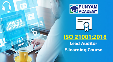 ISO 21001 Lead Auditor  - Online Training