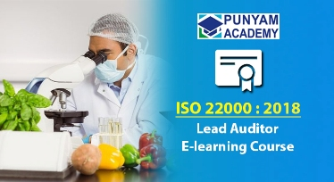 ISO 22000 Lead Auditor - Online Course