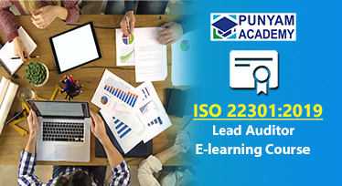 ISO 22301 Lead Auditor - Online Course