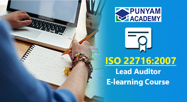 ISO 22716:2007 Lead Auditor Training