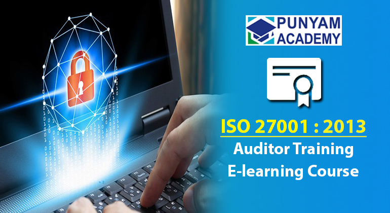 ISO/IEC 27001:2013 Certified Auditor Training