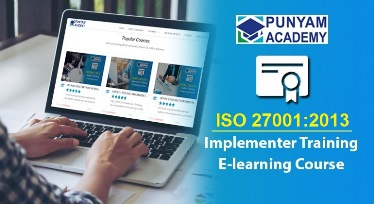 ISO 27001 Lead Implementer - Online Course