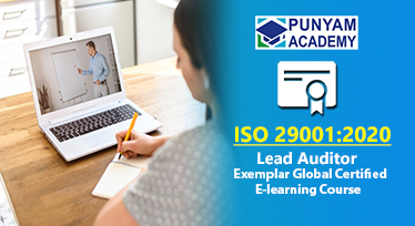 ISO 29001:2020 Lead Auditor Training