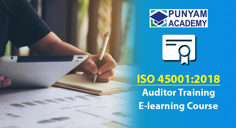 OHSAS ISO 45001:2018 AUDITOR TRAINING