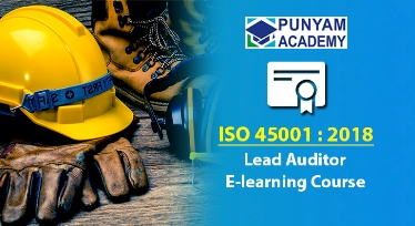 ISO 45001 Lead Auditor - Online Course