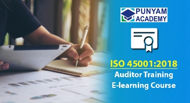 ISO 45001 Auditor Training Course Online