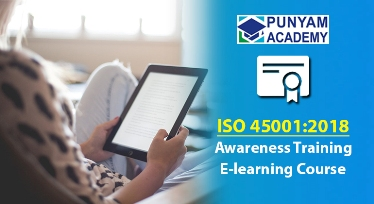 ISO 45001 Awareness Training Online