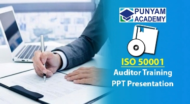 ISO 50001:2018 Awareness and Auditor Training Kit