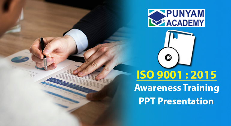 ISO 9001:2015 Awareness Training PPT Package