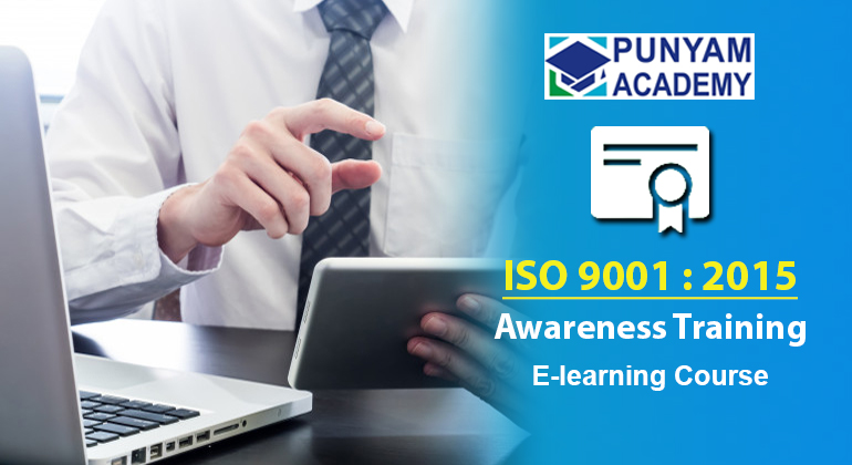 Sample ISO 9001 Awareness Training
