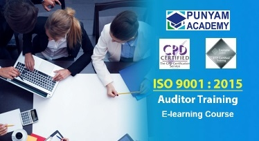 ISO 9001:2015 Certified Internal Auditor Training