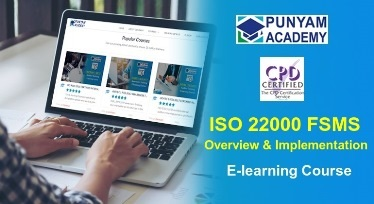 ISO 22000 FSMS Overview and Implementation Training