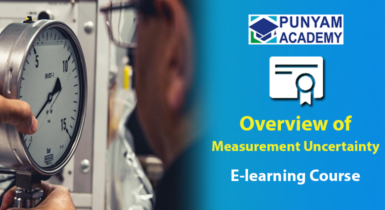 Overview of Measurement Uncertainty Training