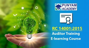 RC 14001 Auditor Training - Online Course
