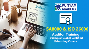 SA 8000 & ISO 26000 Lead Auditor - Online Course