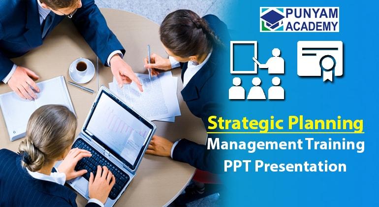 Strategic Planning and Goal Setting Management Training Kit