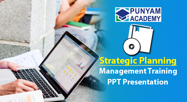 Strategic Planning & Goal Setting Management PPT Kit