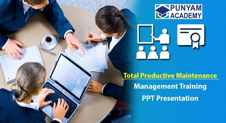 Total Productive Maintenance Management Training Kit