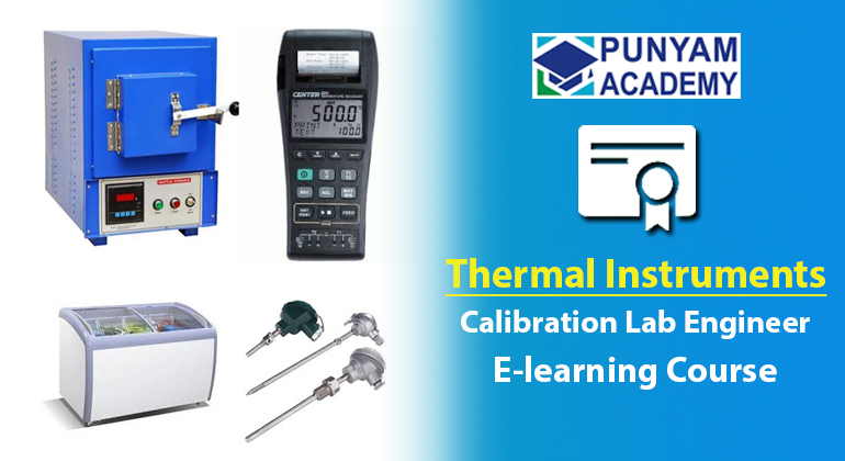 Certified Calibration Engineer - Thermal Instruments