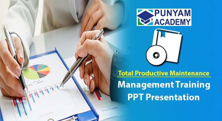 Total Productive Maintenance Management PPT Kit