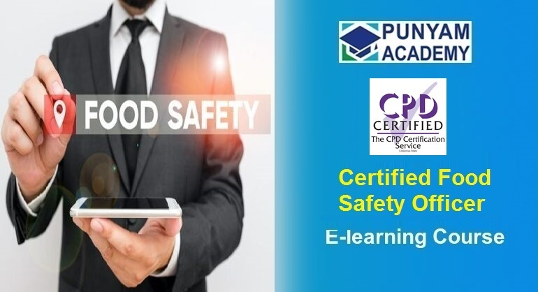 Food Safety Officer Training - Online Course