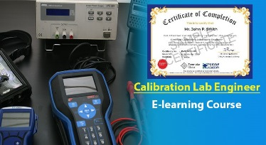 Instruments Calibration Engineer - Online Course
